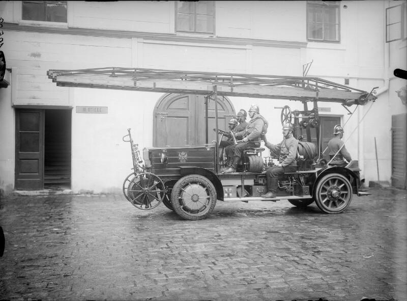 Wien, Feuerwehr