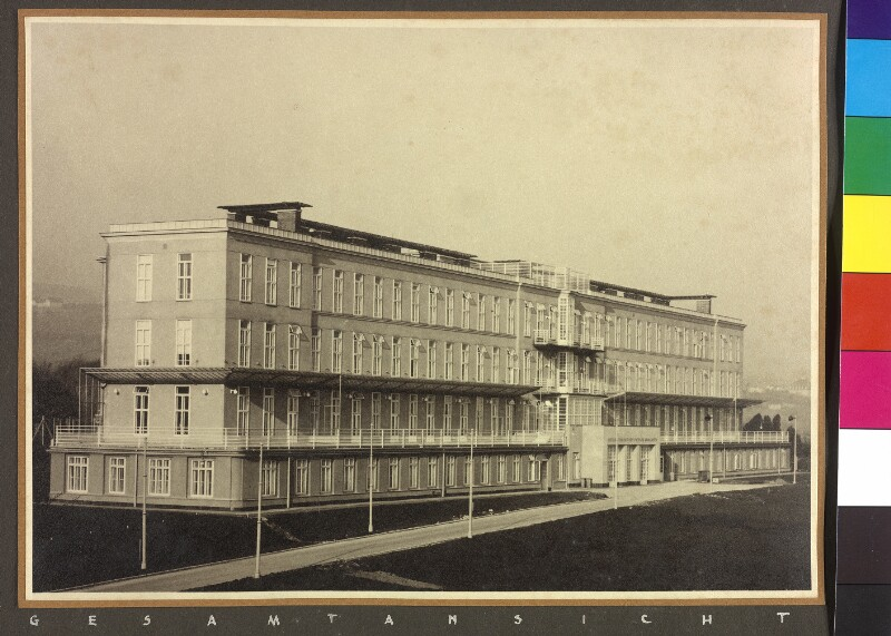Wien 16, Wilhelminenspital