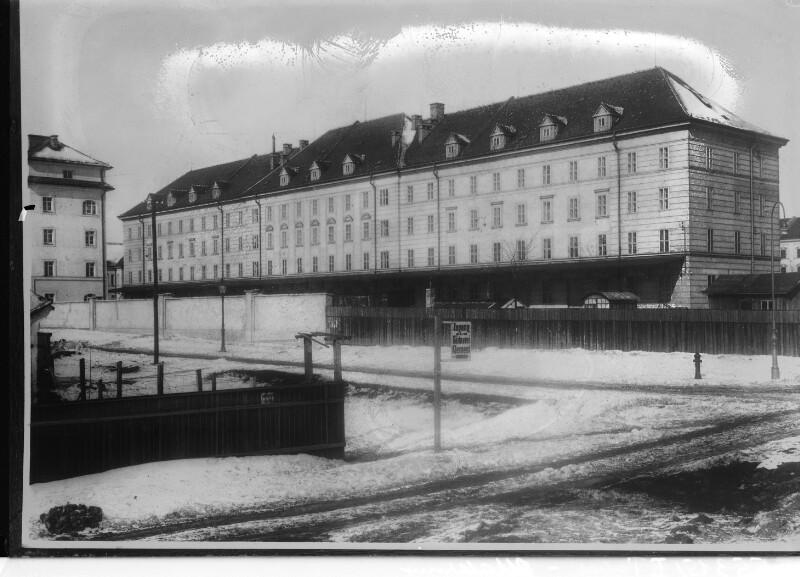 Wien 16, Tabakfabrik