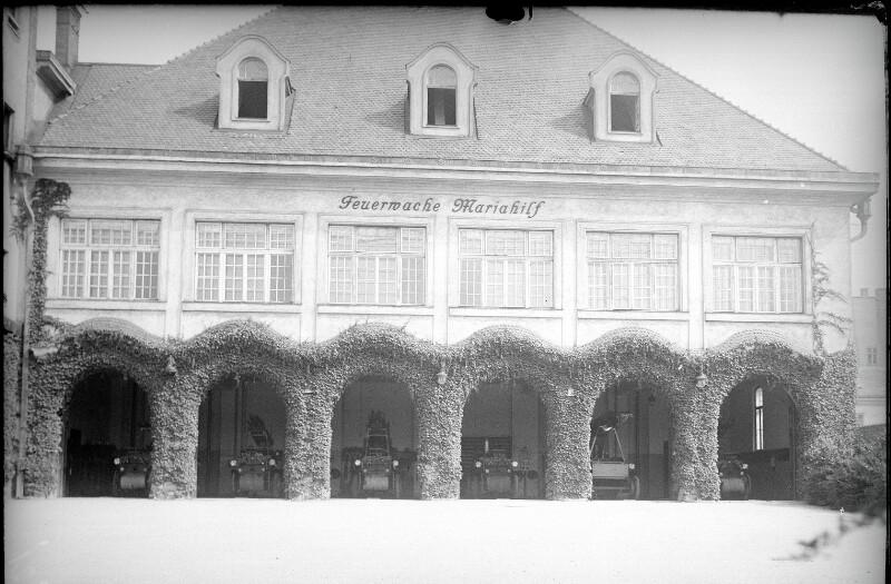 Wien 6, Hauptwache Mariahilf