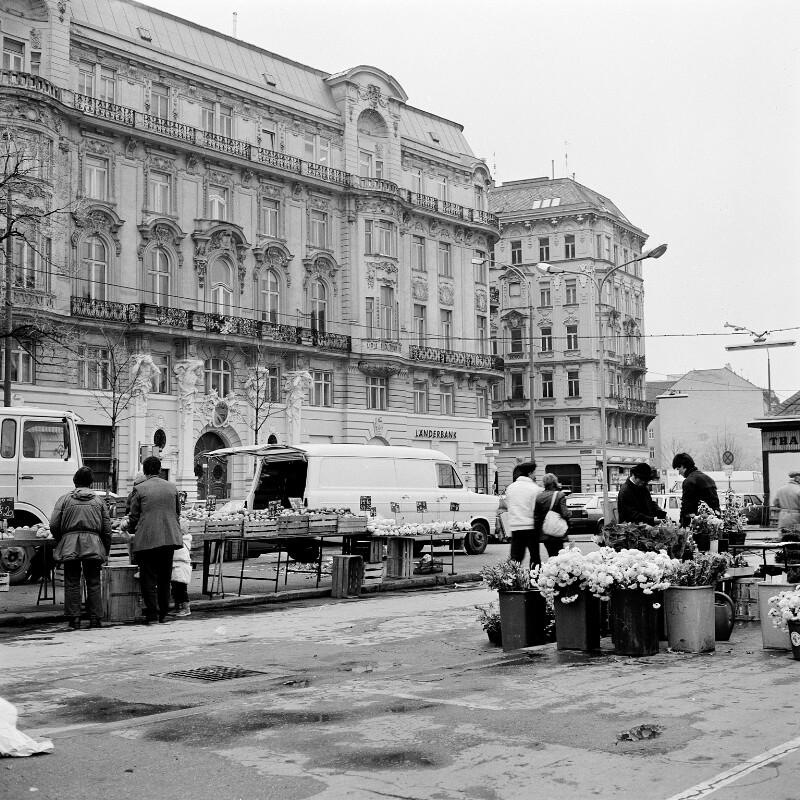 Wien 6, Naschmarkt