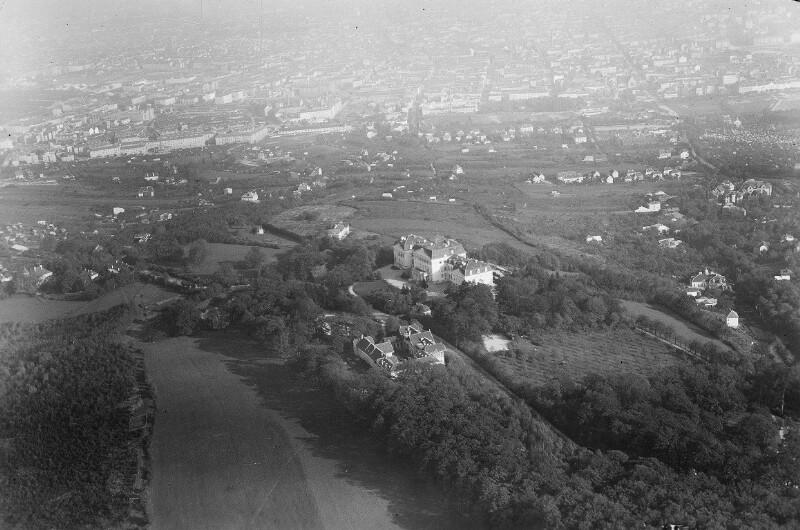 Wien 16, Schloss Wilhelminenberg
