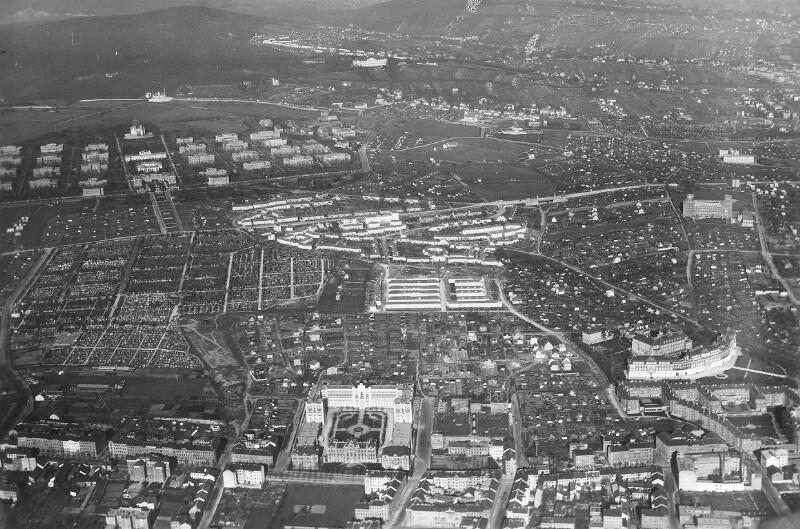 Wien 14, Luftbild