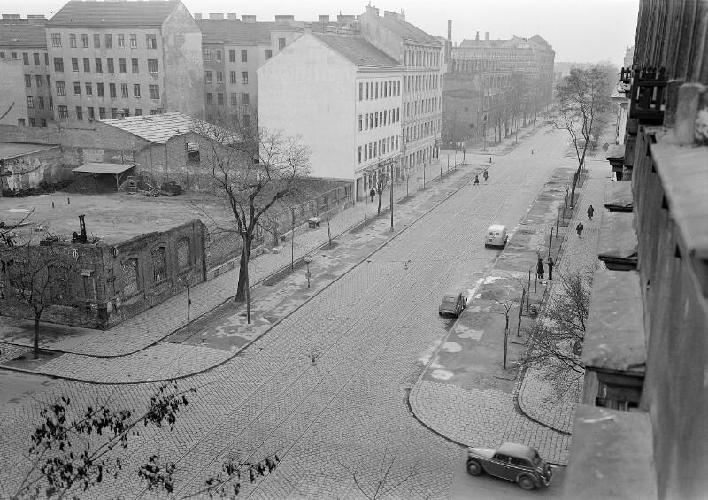 Wien 20, Dresdnerstraße 49ff