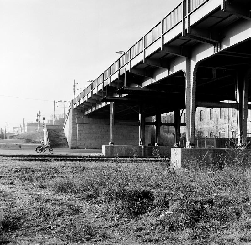 Wien 20, Nordbahnbrücke