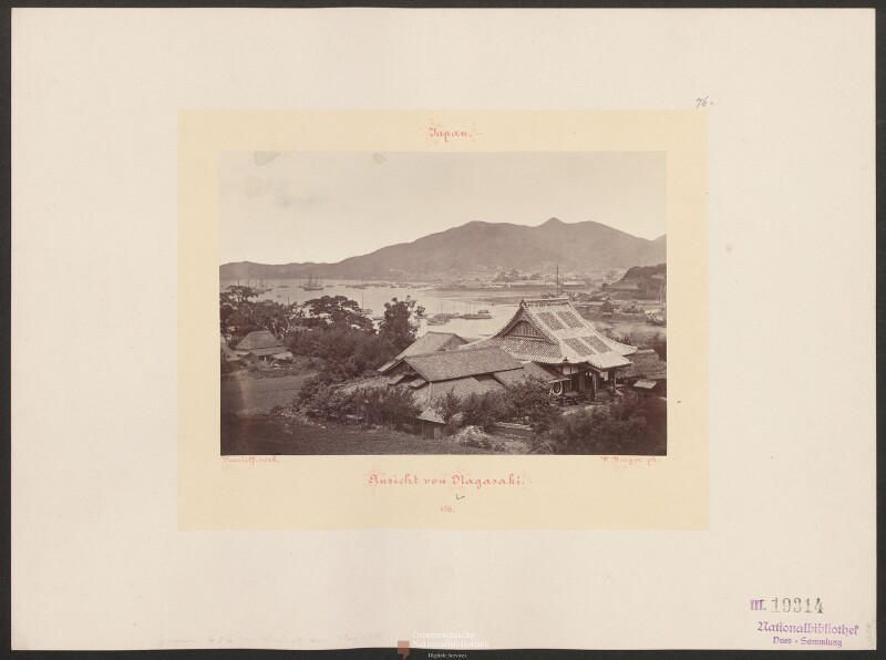 "Album ""K.u.k. Expedition nach Ostasien 1868-1871"""