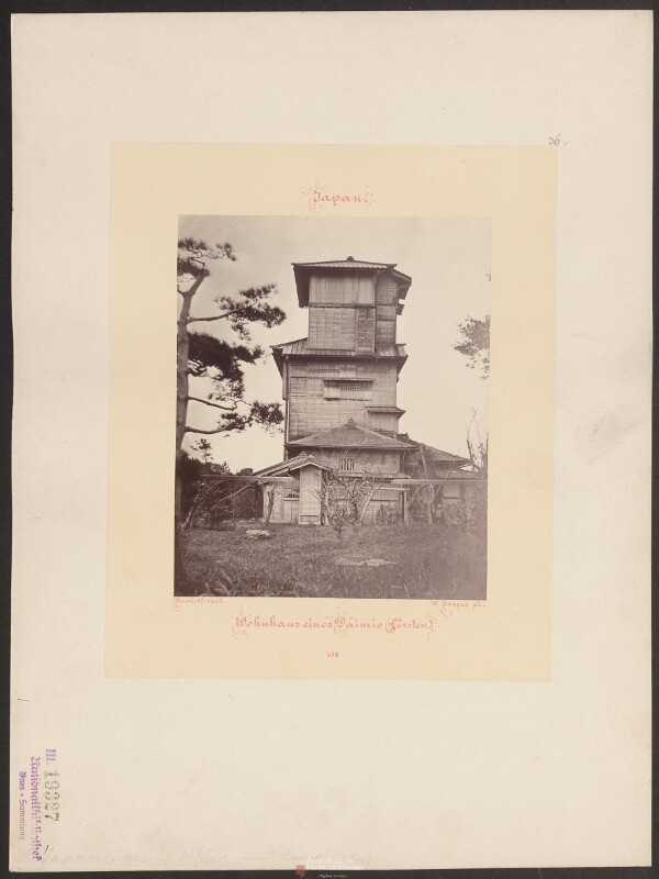 """Album """"K.u.k. Expedition nach Ostasien 1868-1871"""""""