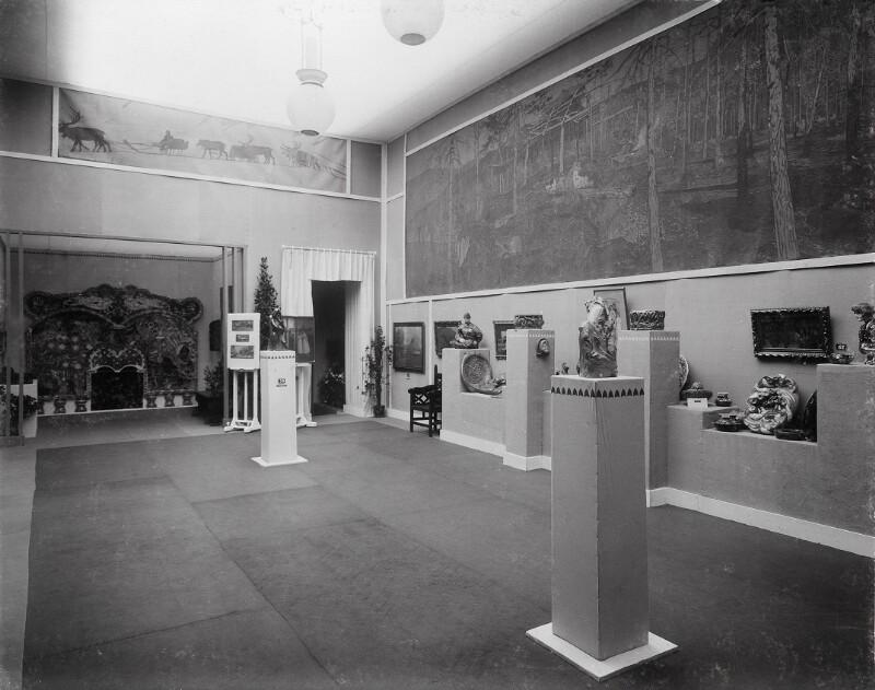 12. Ausstellung der Wiener Secession November 1901 - Jänner 1902