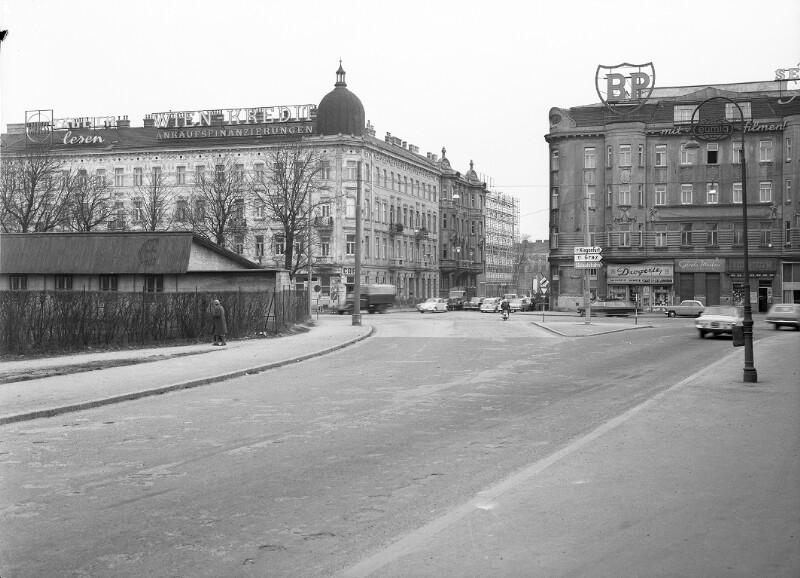 Wien 12, Grünbergstraße 5f/Schönbrunner Schlossstraße 46