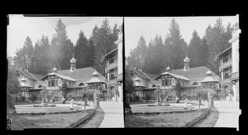 Kuranstalt in Villach