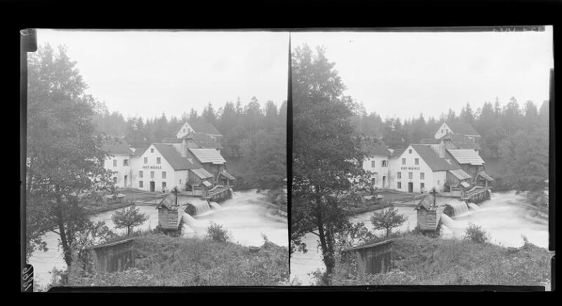 Hofmühle in Seebach