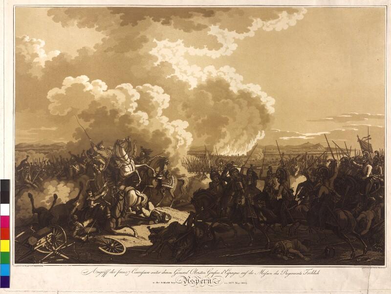 Schlacht bei Aspern 1809