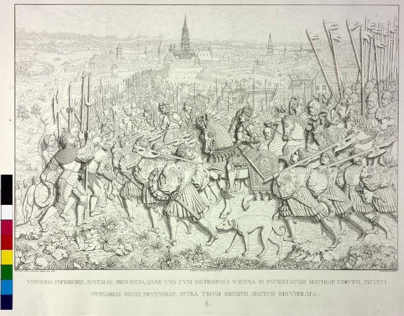 Einzug von Kaiser Maximilian I. in Wien