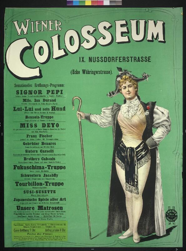 Wien - Colosseum