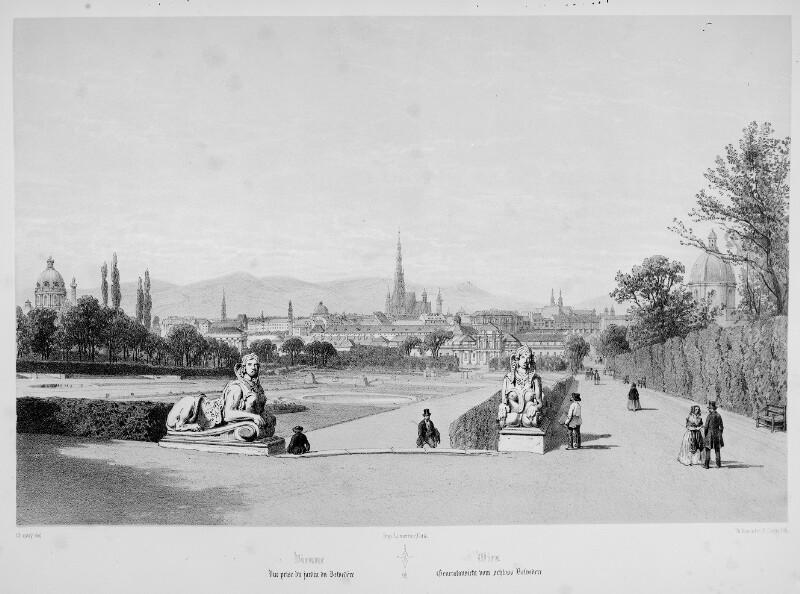 Wien, Panorama
