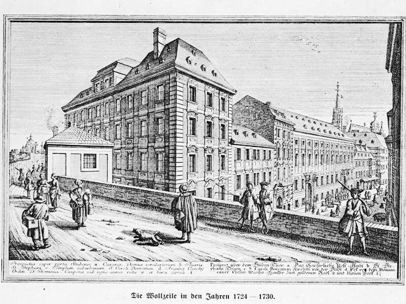 Wien 1, Wollzeile