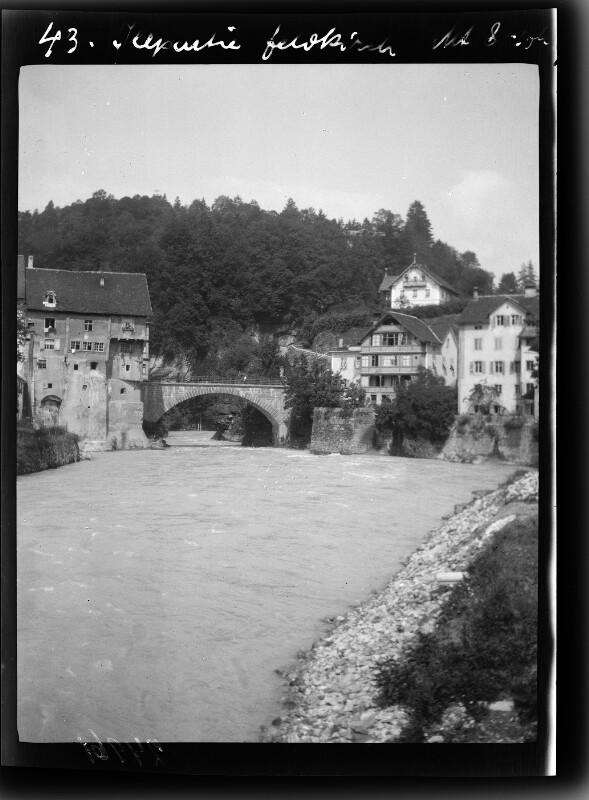 Brücke über die Ill in Feldkirch