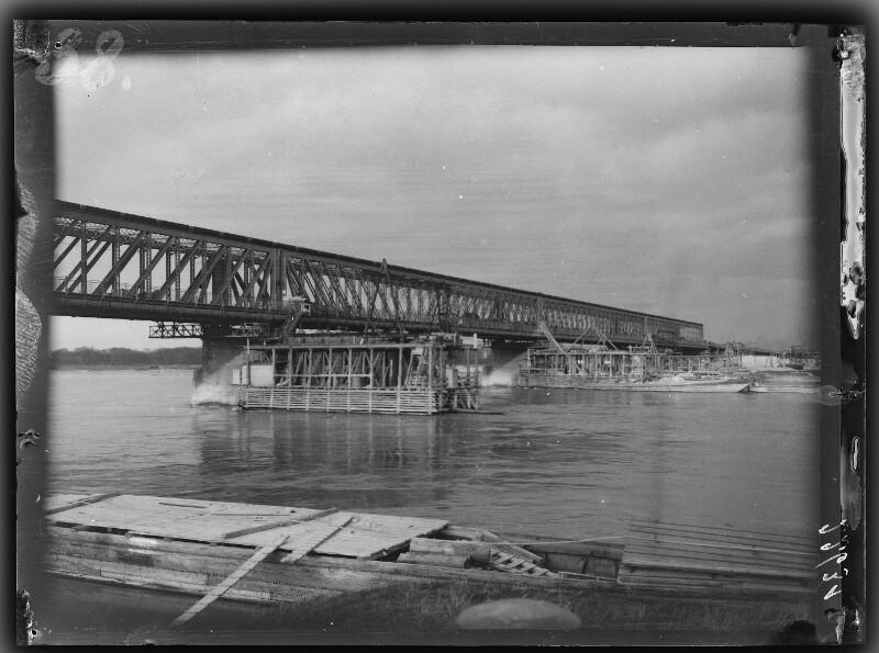 Wien 20 und 21, Franz-Josefs-Brücke