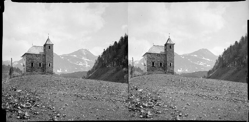 Filialkirche zum Hl. Petrus in Obertauern