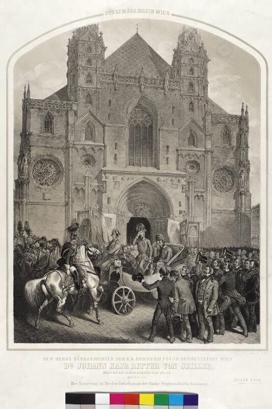 Der 12. März 1853 in Wien