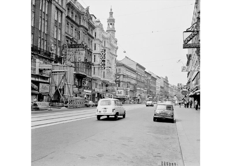 Wien 6, Mariahilferstraße 87ff