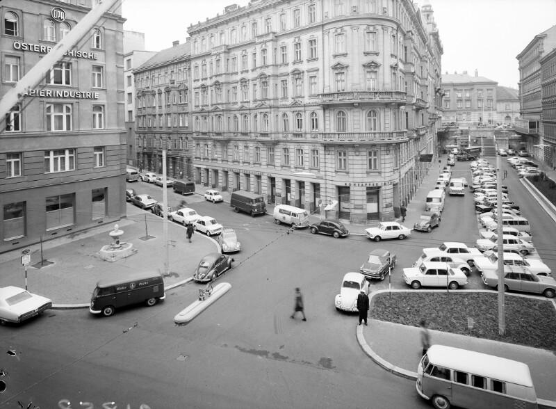 Wien 6, Theobaldgasse 2f/Rahlgasse 1ff