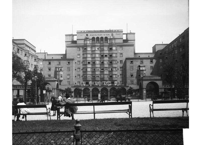 Wien 5, Reumannhof