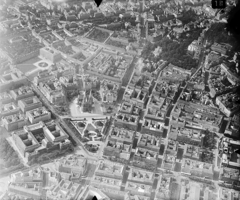Wien 1 bzw. 9, Panorama