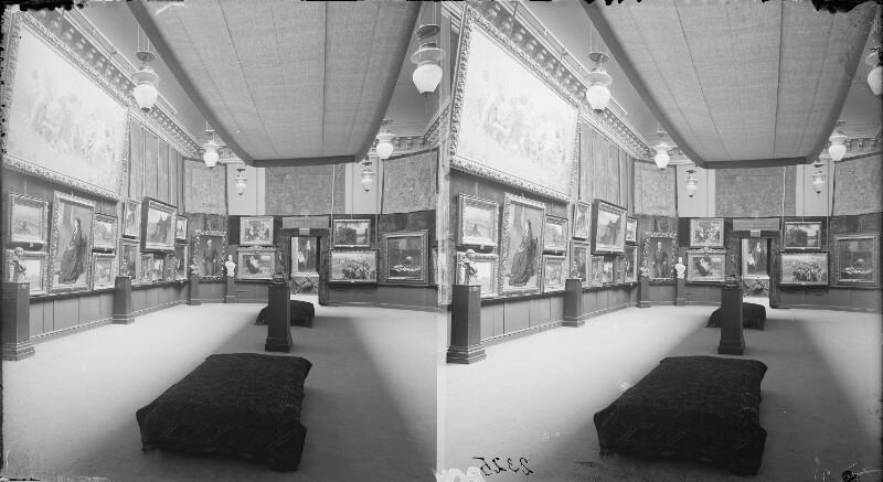 Wien, Internationale Kunstausstellung im Künstlerhaus 1894