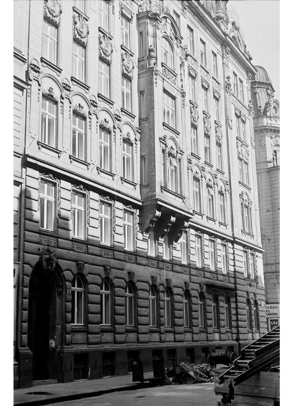 Wien 1, Biberstraße 5