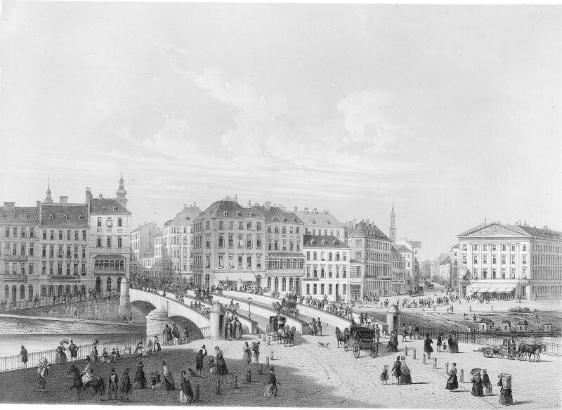 Wien 2, Ferdinandsbrücke
