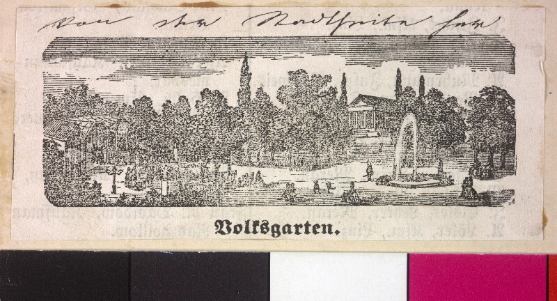 Wien 1, Volksgarten