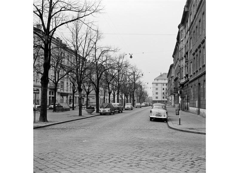 Wien 15, Akkonplatz