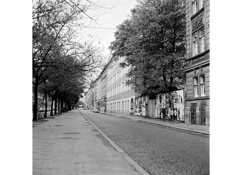 Wien 15, Schanzstraße 18ff