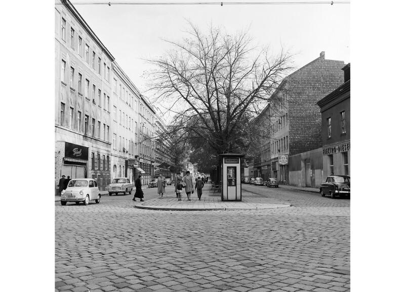 Wien 15, Schanzstraße 28