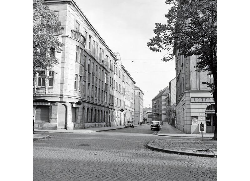 Wien 15, Tautenhayngasse