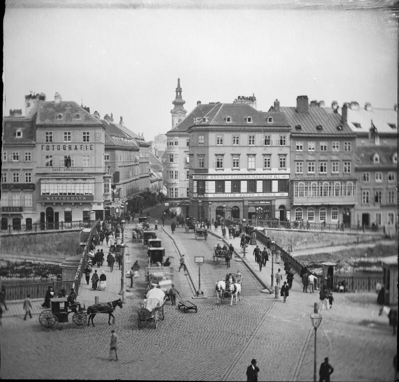 Wien 1, Ferdinandsbrücke