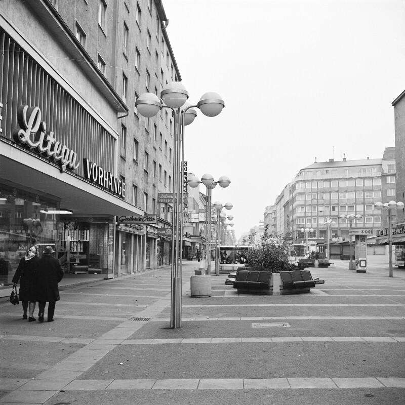Wien 10, Fußgängerzone Favoriten