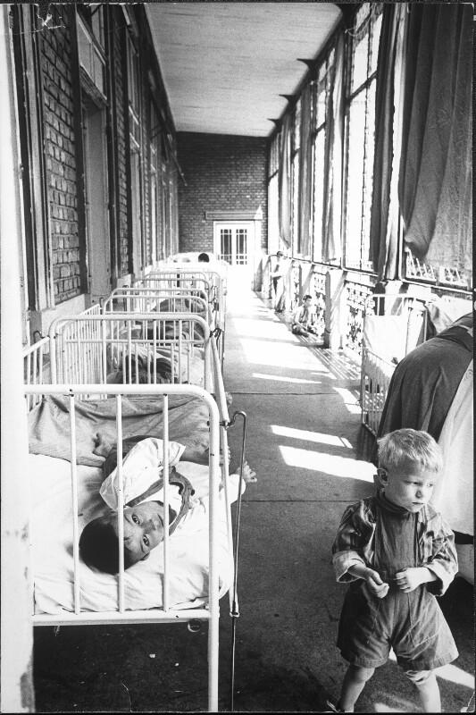 Im Psychiatrischen Krankenhaus Steinhof