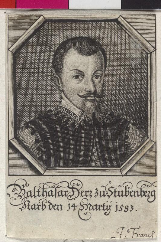 Stubenberg, Balthasar Freiherr