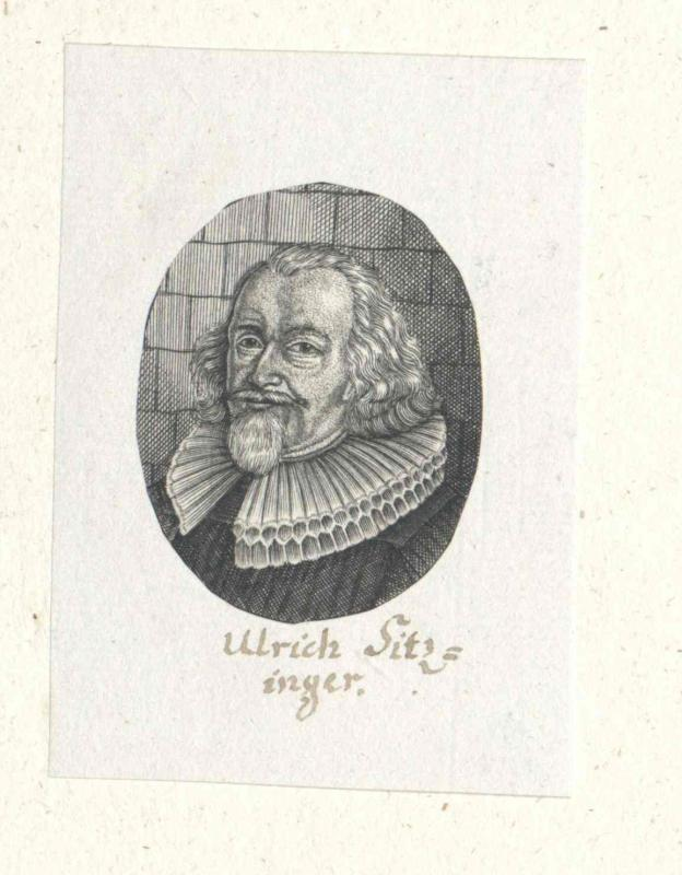 Sitzinger, Ulrich