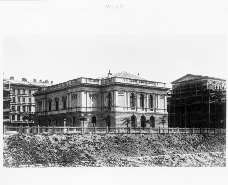 Wien 1, Künstlerhaus