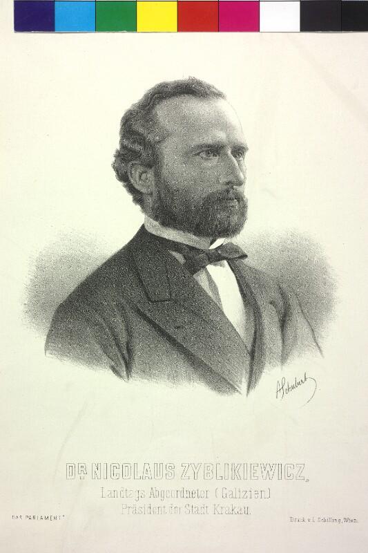 Zyblikiewicz, Nikolaus