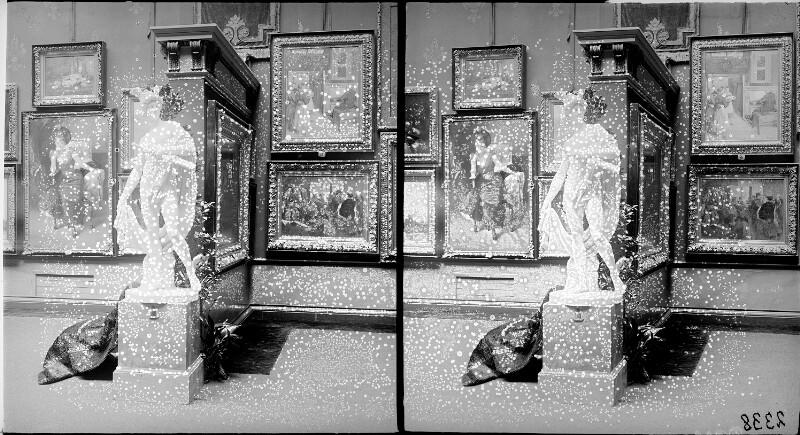 Internationale Kunstausstellung im Künstlerhaus in Wien, 1894