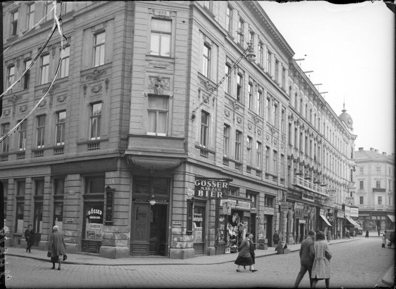 Wien 18, Kutschkergasse 44