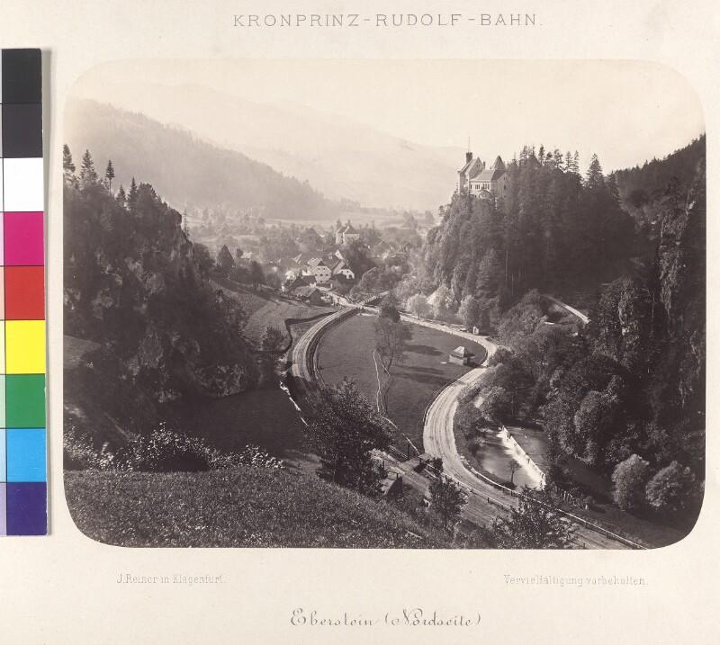 Rudolfsbahn, Eberstein (Kärnten)