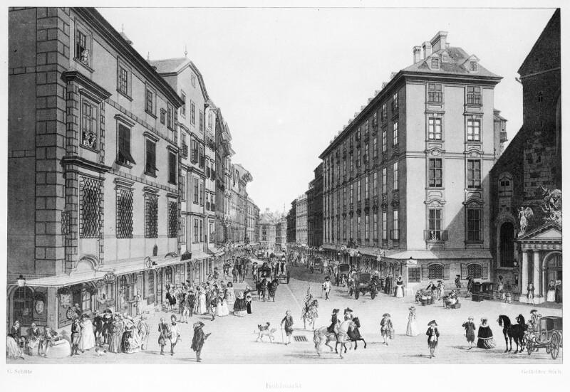 Wien 1, Kohlmarkt