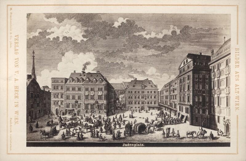 Wien 1, Judenplatz