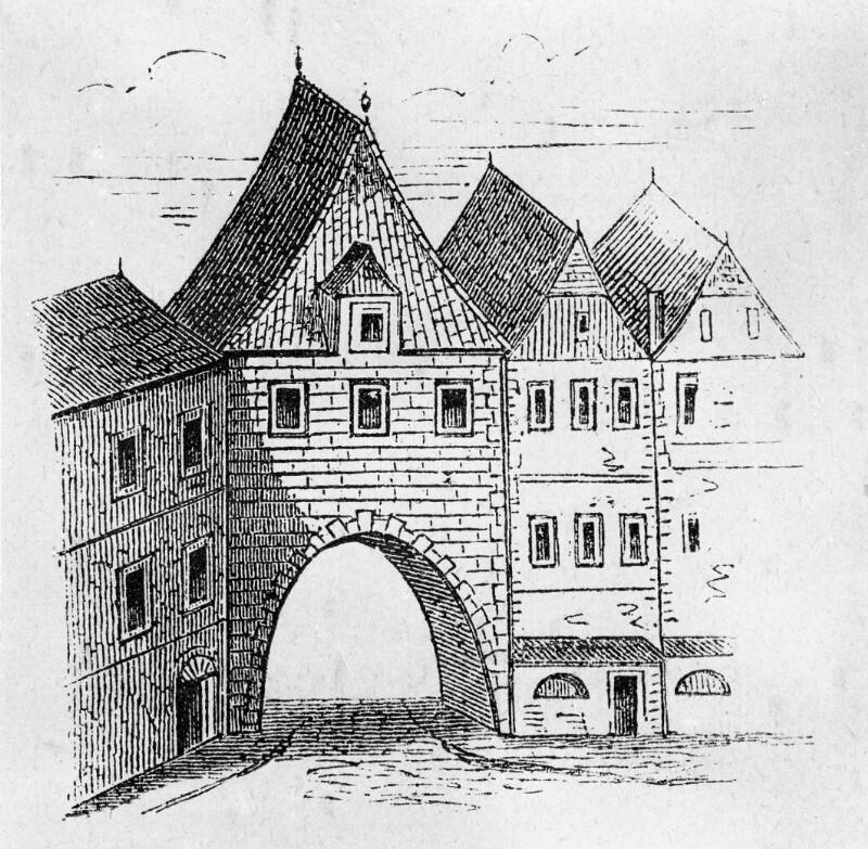 Wien 1, Peilertor