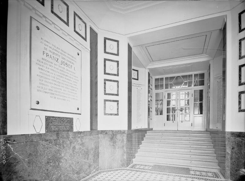 Wien 13, Krankenhaus Hietzing